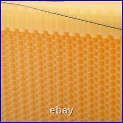 7 Pcs Auto Flow Frames for Harvesting Honey Straight from the Beehive