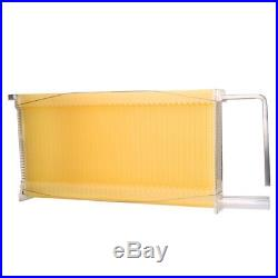 Automatic honey flow frames langstroth plastic beehive frame kit include 7pcs