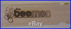 Branding Iron For Bee Hives And Frames Your Text And Logo On Brass