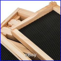 Langstroth Bee Hive 10 Frame 2 Deep 1 Medium (Includes all Frames & Foundations)